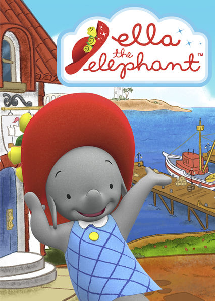 Ella the Elephant on Netflix AUS/NZ
