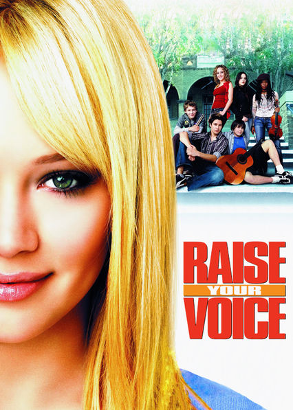 Raise Your Voice on Netflix AUS/NZ